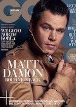 GQ Aus Matt Damon Nino Munoz L