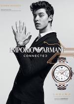 Shawn Mendes Emporio Armani L