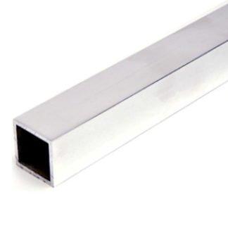 10 ft Aluminum Square Pipe