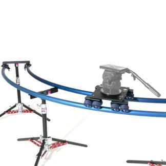 EQ 1038 dana dolly curved track