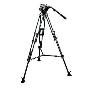 Manfrotto 546B Video Tripod w/ 504HD Head