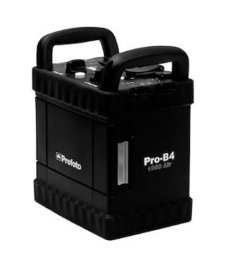 Pro B4 Air 1000 ws Battery Flash / Strobe Pack - Profoto
