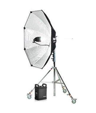 Profoto Giant Silver 150 (5') Main Light Kit