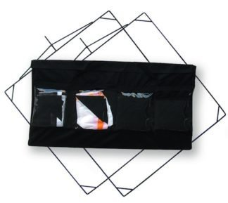 4ft x 4ft Road Flag Kit - MSE