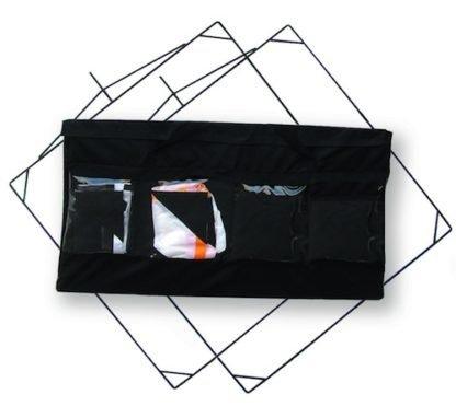 4ft x 4ft Road Flag Kit - MSE