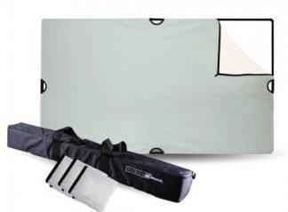 3.5 ft x 6 ft Scrim Jim Extended Kit - Westcott
