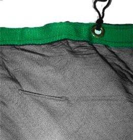 8 ft x 8 ft Single Net Black