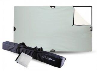 3.5 ft x 6 ft Scrim Jim Basic Kit - Westcott