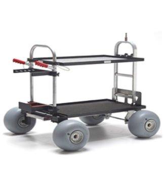 Magliner Senior Cart w/ Sand Tires