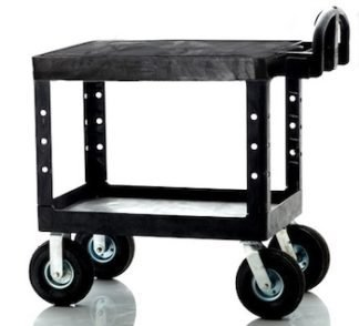 Plastic Utility Cart