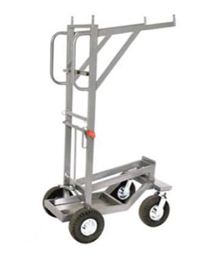 Studio Carts C-Stand Quad Cart