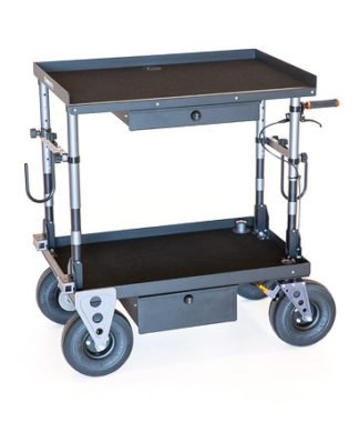 "Inovativ Echo 36"" Capture Cart"