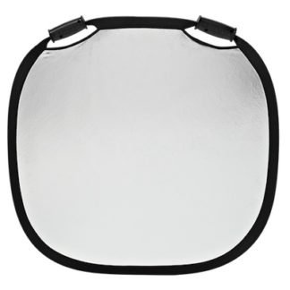 "Collapsible Reflector 47"" Silver/White Large - Profoto"