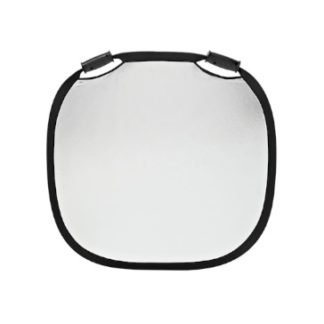 "Collapsible Reflector 33"" Silver/White Medium - Profoto"