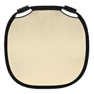 "Collapsible Reflector 47"" SunSilver/White Large - Profoto"