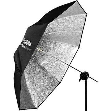 "Profoto Large 51"" ( 130cm ) Shallow Silver Umbrella"