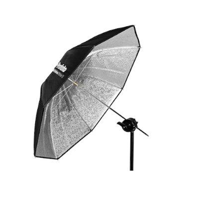 "Profoto Small 33"" ( 84cm ) Shallow Umbrella- Silver"