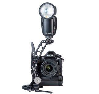 Profoto A1 On-Camera Flash (Canon) w/ BBX Boomerang Bracket