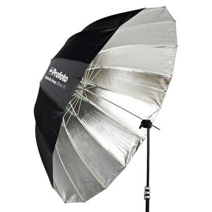 "Profoto XL Silver Umbrella - 5'5"" ( 165cm )"
