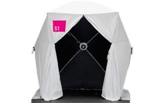 8' x 8' ( 2.4 x 2.4 metres ) Pop Up Tent - Digital Capture