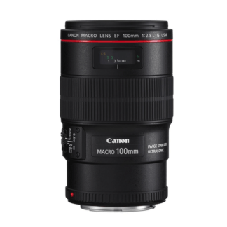 EF 100mm f/2.8 L Macro – Canon