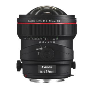 EF TS-E 17mm f/4 L – Canon