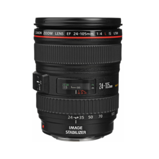 EF 24-105mm f/4 L IS - Canon