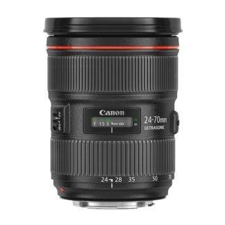 EF 24-70mm f/2.8 L II – Canon