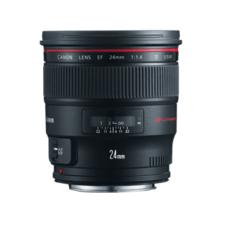 EF 24mm f/1.4 L II – Canon