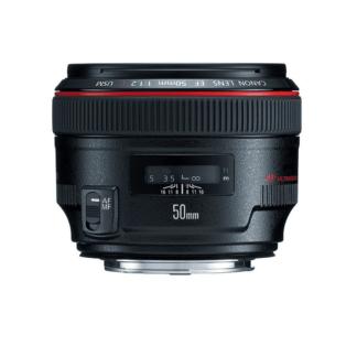EF 50mm f/1.2 L – Canon