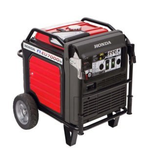 7000w Generator (EU 7000is) - Honda