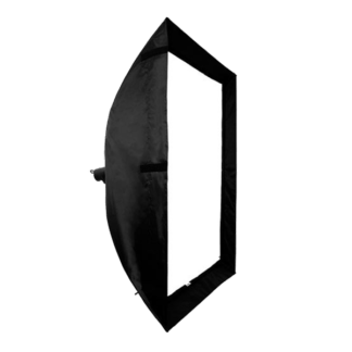 Chimera Super Pro Medium Bank Silver Angle Right