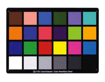 ColourChecker Classic - X-Rite