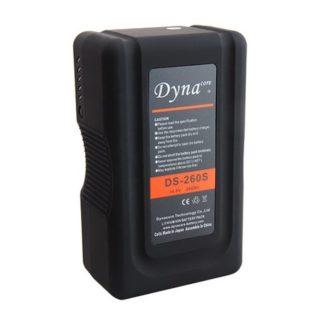 DS-260S Battery (V-Mount) 14.8V 260Wh - Dynacore