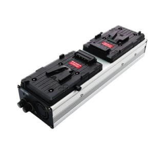 DHBC-2 Dual Battery Charger (V-Mount) 26V - Dynacore