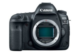 5D Mark IV - Canon