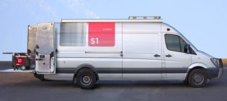 S1 LED Van