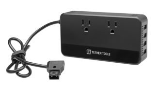ONsite D-Tap to AC Power Supply - Tether Tools
