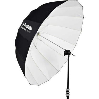 Profoto Large Deep White Umbrella w stand