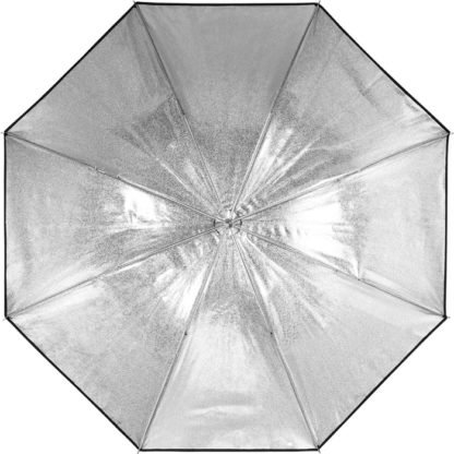Profoto Medium Shallow Silver Umbrella Back