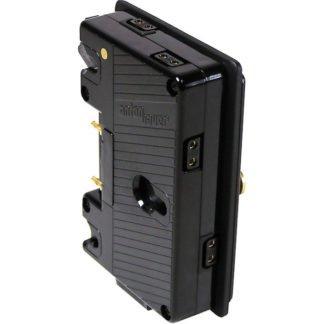 4x P-Tap Sandwich Adapter (Gold Mount) - Anton Bauer
