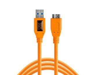 15ft USB 3.0 to Micro B Cable - Tether Tools