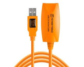 16ft USB 2 Active Extension Cable - Tether Tools