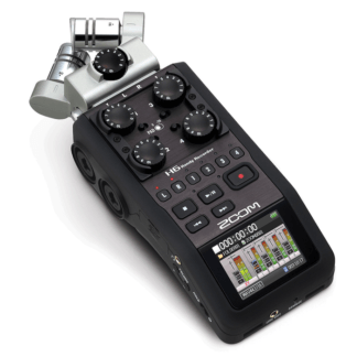 H6 Handy Recorder - Zoom