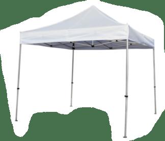 10 X 10 Tent no walls