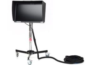 Remote Viewing Monitor - 25ft Cables